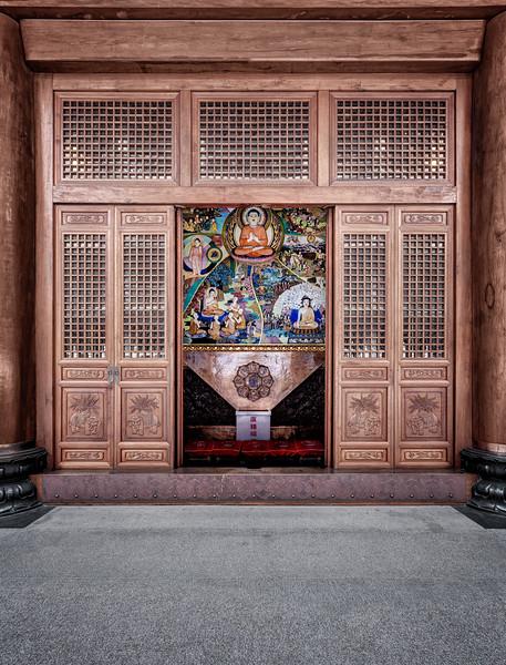 Jing'an Temple Shrine