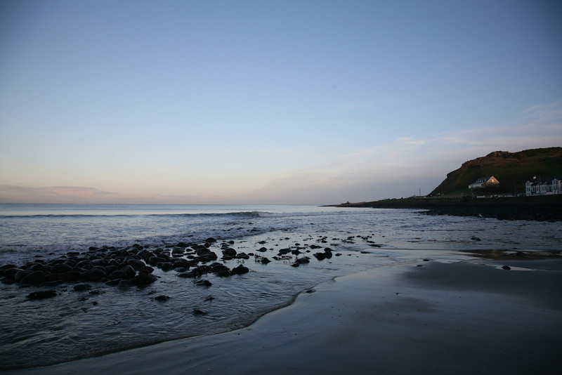 Ballygally, Antrim Coast, Northern Ireland
