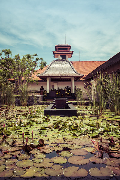 Under the Bali Sun