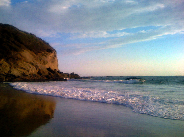 Dana Strand Beach