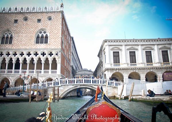Venice, Italy, April 2009