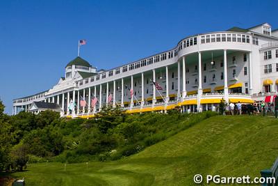 Grand Hotel, Mackinaw Michigan