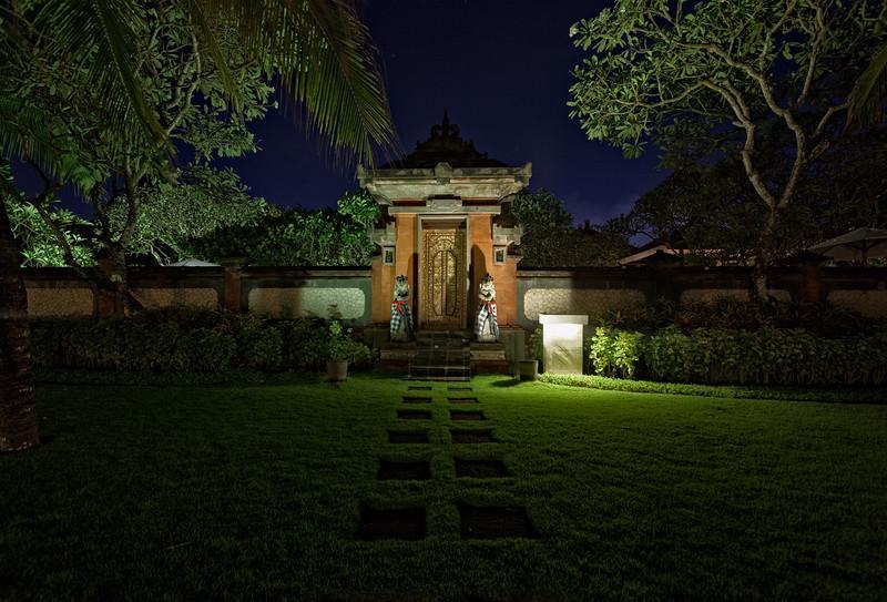 Hyatt Villa One Night in Bali