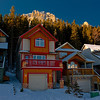 The Krahn House, Canmore Canada