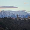 Spanish Pyrenean town