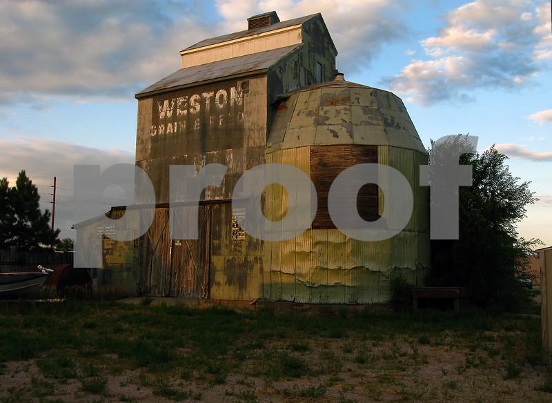 """Valentine Grain Mill"""