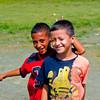 Honduran Children playing