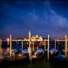 Ghosts of Gondolas in Venice