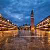 Saint Mark's Square Venice, Italy
