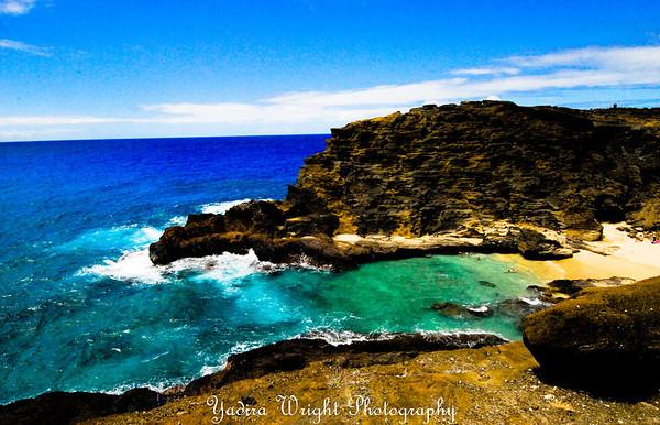 Island of Oahu, Hawaii, June 2010