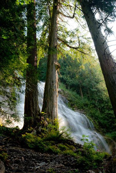 Bridal Veil Falls           Chilliwack, BC