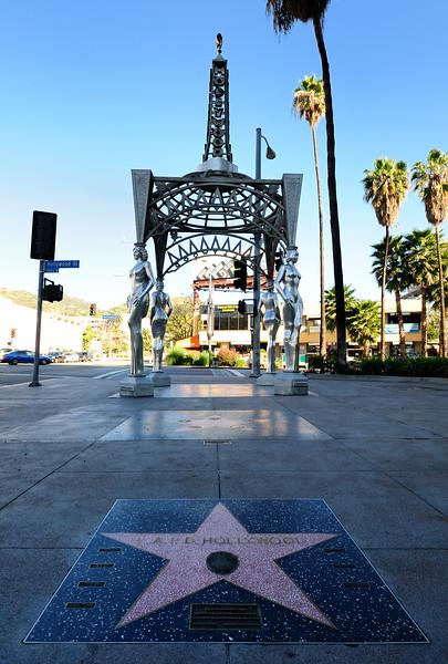 Gateway to Hollywood, Los Angeles, CA