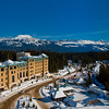 Banff Springs Hotel, Banff Canada