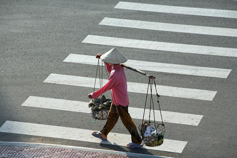 Qui Nhon worker