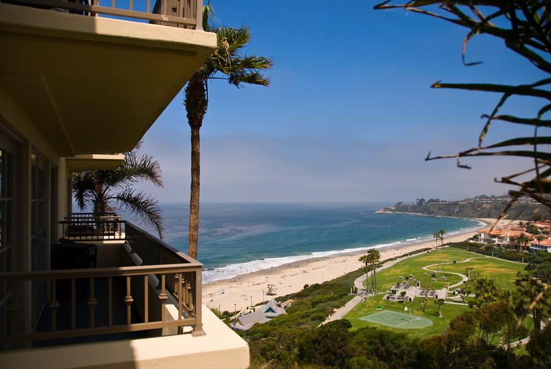 Monarch Beach from the Ritz Carlton near Laguna, CA