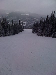 GREAT day on the Mountain at Keystone. ALL BY MYSELF!  :-)