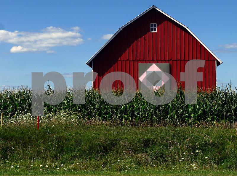 """""""Iowa Barn Quilt"""""""