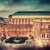 Phantom From Afar, The Vienna Opera House