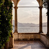 View of Lake Como from Villa Monastero