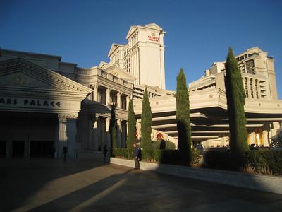 Caesars Palace Las Vegas (December 2011)