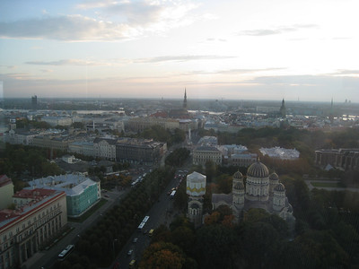 Riga - Latvia (September 2011)