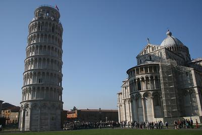 Pisa Italy - October 2012