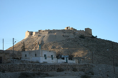 Shoback Castle - Jordan (Dec-2012)