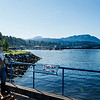 Port Alberni harbour view.  Although Port Alberni is closer to the east coast, its harbour connects with the much harsher west coast of Vancouver Island.