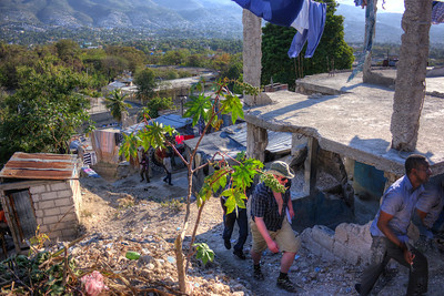 The Streets of the InnerCity, Port au Prince Haiti