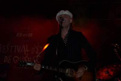 Quebec City Bob Geldof 2003 -  (7 of 9)