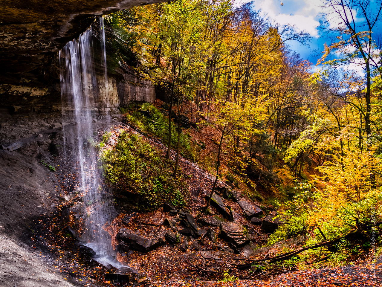 Tinker Falls, New York