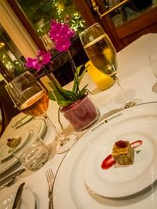 Dinner at Peller Estate WInery ... Still one of our favorite restaurants