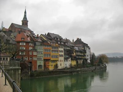 Laufenburg, CH (2015)