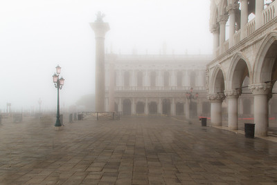 Piazza San Marco, early morning-4995