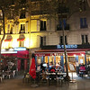 Little place a couple of blocks from our hotel where we ate the first night in Paris.