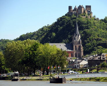 Bacharach along the Rhine
