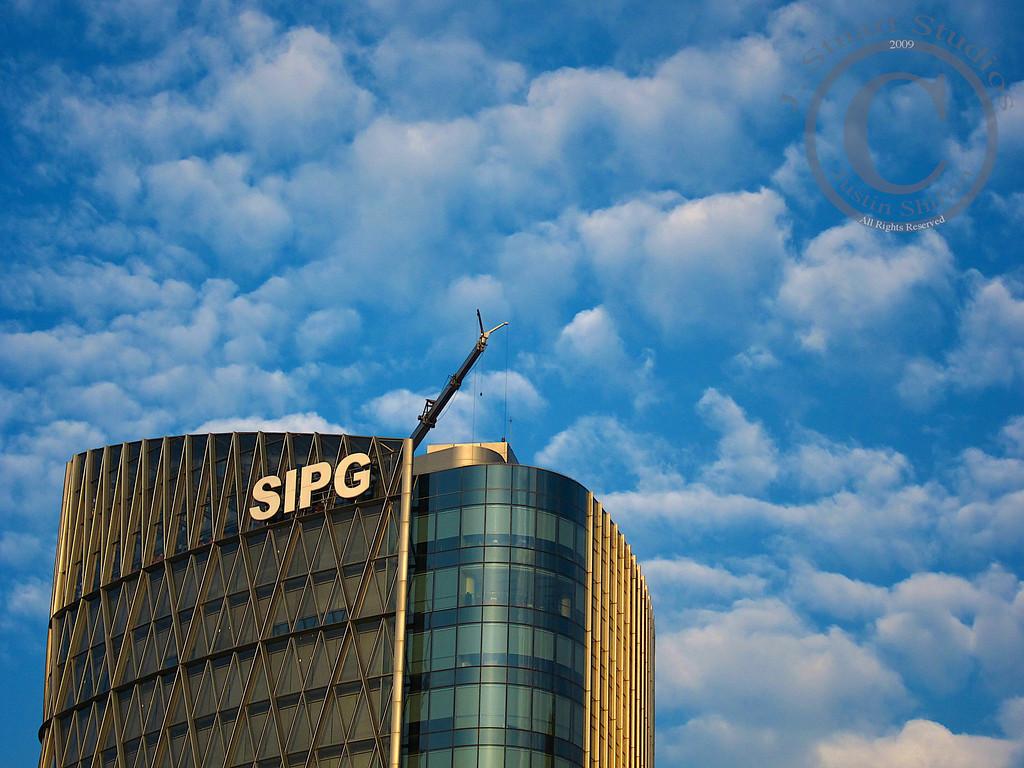 SPIG Shanghai Blue Sky<br /> <br /> <br /> January 19, 2010