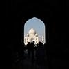 Taj Mahal, Agra. 2011.