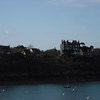 April 13--entering St. Malo, France, where we had to tender.