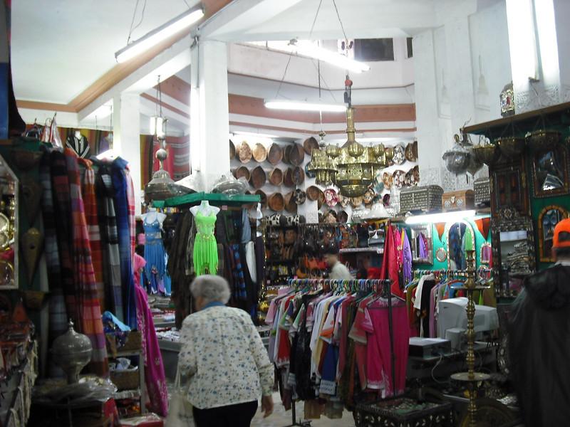 In a Bazaar