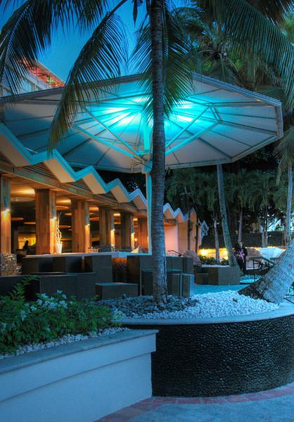 Tropical Lights, Isla Verde, Puerto Rico
