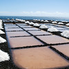 Las Salinas, sea salt fields, Fuencaliente, La Palma, Canary Islands, Spain
