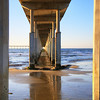 Fishing Pier, Ocean Beach, San Diego, California