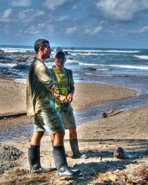 National Park Guides, Corcovado National Park, Osa Peninsula, Costa Rica