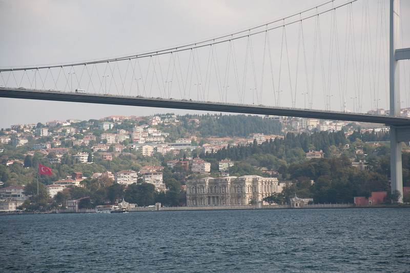 "Now on our 2.5 hour Bosphorus Cruise, up to the Fortress of Europe and back.<br /> <br /> Here, we barely clear the Galata Bridge in our move out to the Bosporus:<br /> <br />  <a href=""http://youtu.be/wjGx89s0eic"">http://youtu.be/wjGx89s0eic</a><br /> <br /> Another look at the Bosphorus:<br /> <br />  <a href=""http://youtu.be/yh_7af_PsKA"">http://youtu.be/yh_7af_PsKA</a><br /> <br /> Picking up More People:<br /> <br />  <a href=""http://youtu.be/0RV_n_1oyM8"">http://youtu.be/0RV_n_1oyM8</a>"