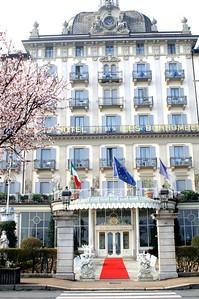 grand hotel - Des Isles Borromees, Stresa waterfront