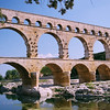An incredible feat of Roman engineering to bring water to Nimes.