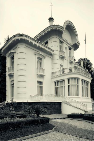 Atatürk Köşkü, Trabzon