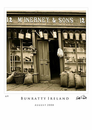 bunratty poster 1
