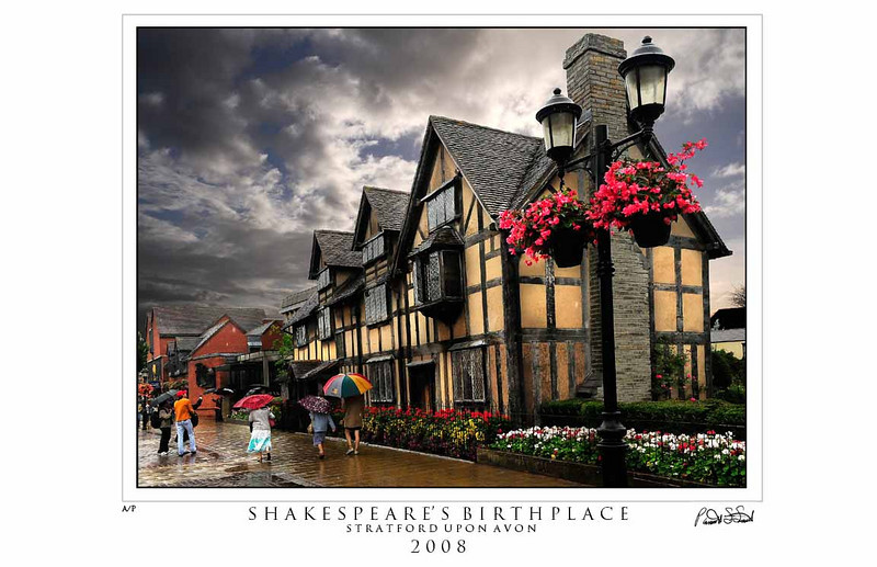 shakespeare B place